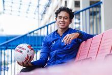 PSIS Rekrut Pemain Timnas U 19, Bahril Fahreza:Terus Belajar dan Bekerja Keras