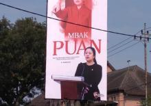 Baliho Bertebaran di Jatim, Puan Serius Maju Pilpres 2024?