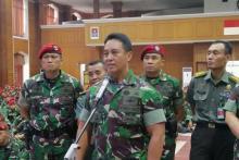 KSAD Andika Perkasa Didukung 4 Anggota DPR Jadi Panglima TNI