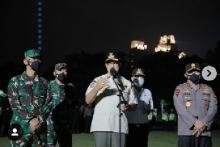 Ibu Kota Republik Indonesia Masuki Fase Amat Genting Pandemi