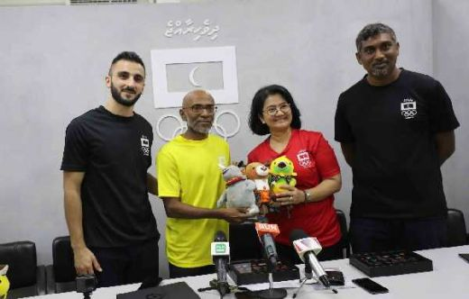 Maladewa Sambut Antusias Ajang 18th Asian Games OCA Fun Run
