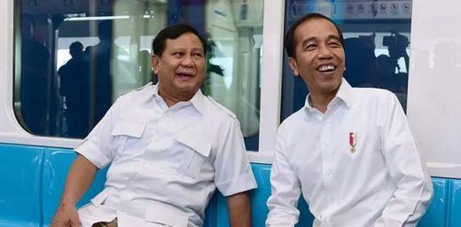 Luhut Tidak Ikut Saat Rekonsiliasi Bukti Jokowi Mulai Independen