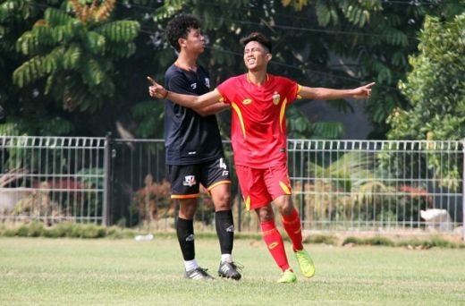 Bhayangkara FC U 20 Petik Kemenangan Besar di Laga Uji Coba
