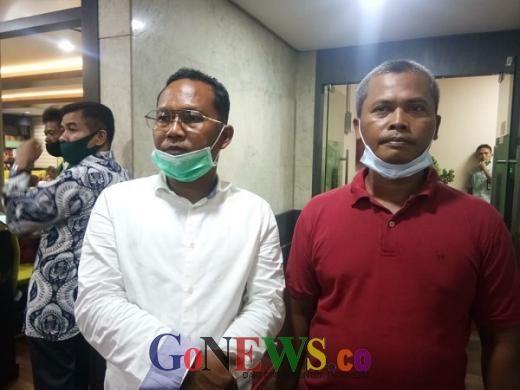 Temannya Masih di Pekanbaru, Sebagian Petani Korban Penggusuran PTPN II Tiba di DPR