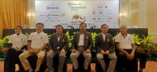 Turnamen Golf Indonesia Open Berhadiah Total 500 Ribu Dolar AS