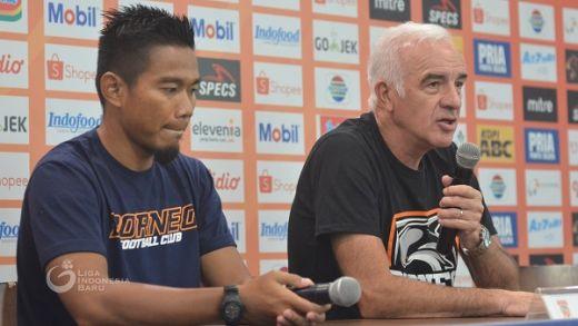 Hadapi Persib, Gomez: Laga Berat
