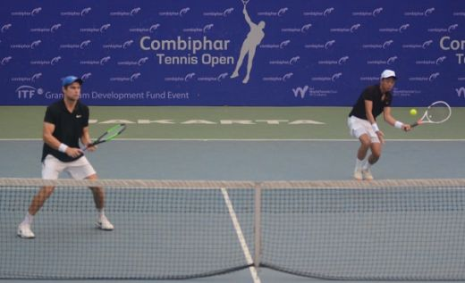 Combiphar Tennis Open 2019, Anthony/David Incar Semifinal