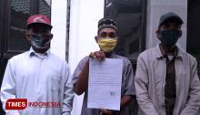 Batalkan Pesanan, Takmir Masjid Dipukul dan Kemaluannya Ditarik Pengusaha Pasir