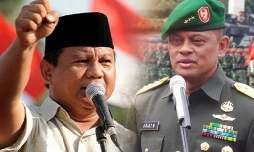 Adu Kuat Dua Jenderal di Pilpres 2024, Siapa Menang?