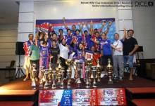 Kejuaraan Eshark Rok Cup Barometer Gokart Indonesia