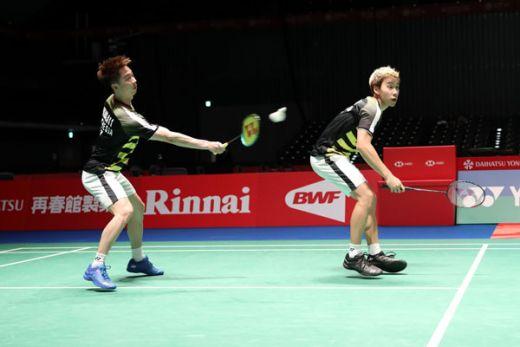 Dua Wakil Indonesia Melaju ke Semfinal