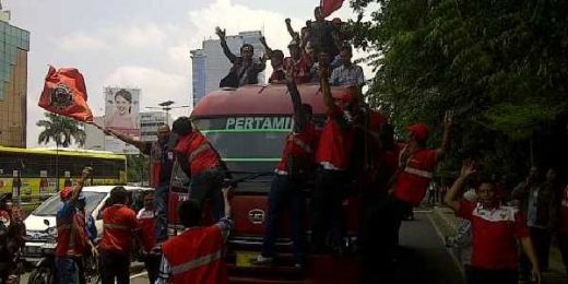 Paguyuban Koalisi Sopir AMT Tegaskan Tak Terlibat Demo di Bandung