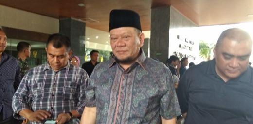 Ketua DPD RI Yakin Penusukan Wiranto Bukan Setingan