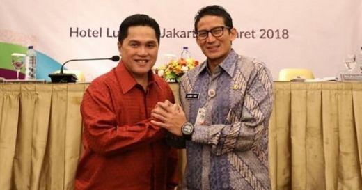 DPP KNPI Dukung Erick Thohir Menjadi Menpora