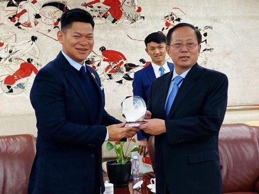 China Dukung Penuh Indonesia Jadi Tuan Rumah Olimpiade 2032