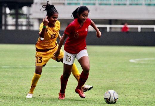 Laga Uji Coba, Timnas Putri Bidik Hasil Bagus Lawan Sri Lanka