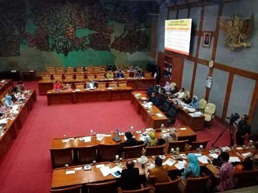 BKD Sarankan Komisi X Tak Tergesa Masuk ke Omnibus Law