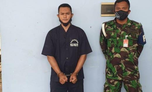 TNI AU Lepaskan Anggota yang Nyanyikan Marhaban HRS