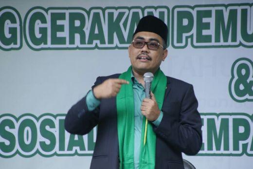 Jazilul Fawaid Ajak Pemuda Ansor jadi Agen Penguatan Empat Pilar