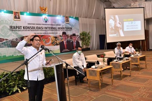 Dengan SDGs, Mendes PDTT Optimis Pembangunan Desa Bisa Terwujud