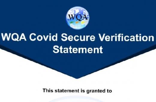 Covid-19: Tak Hanya Manusia, Lembaga Juga Disertifikasi
