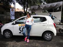 Unik, TPS 50 Kemanggisan, Sediakan Wifi Gratis dan Sediakan Mobil Jemputan untuk Pemilih