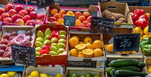 Bahaya... Ternyata Sayuran dan Buah Berpestisida Bisa Bikin Mr P Mengecil