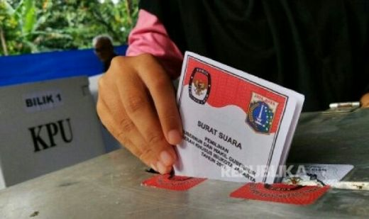 Hasil Sementara Hitung Cepat Pilkada DKI 2017 oleh 4 Lembaga Survei