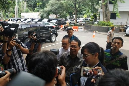 Kasus Pengaturan Skor, Plt Ketum PSSI Joko Driyono Diperiksa Polisi
