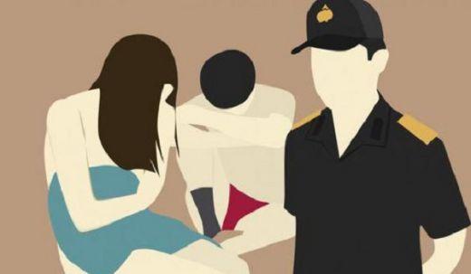 Polisi Berhasil Ringkus Pelaku Threesome di Ruang Besuk Lapas Karangasem