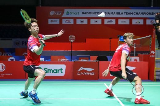 Markus/Kevin Antar Indonesia ke Final