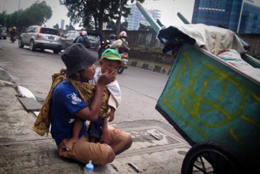 Gara-gara Pandemi, Penduduk Miskin di Indonesia Bertambah 2,76 Juta Orang