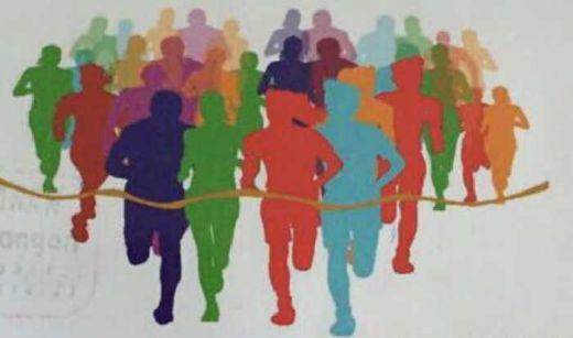 Unik, Lomba Lari Santai Pasangan Pria dan Wanita Berhadiah Total Rp11 Juta, Mau Ikutan? Ini Syaratnya