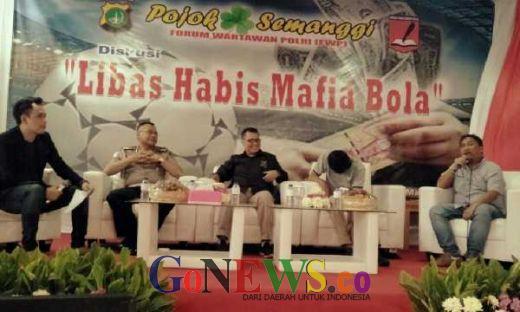 Libas Habis Mafia Sepakbola