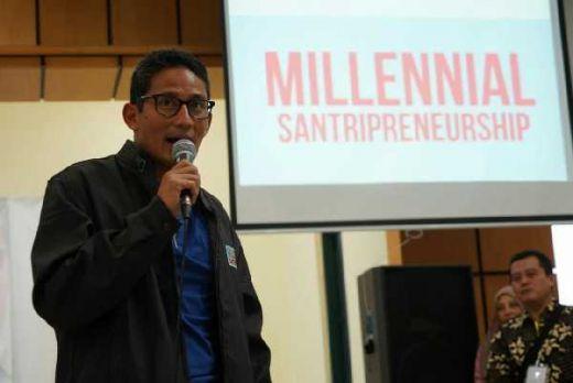 Di Pekalongan, Sandiaga Uno:  OK OCE Ciptakan Lapangan Kerja dan Lahirkan Pengusaha Baru