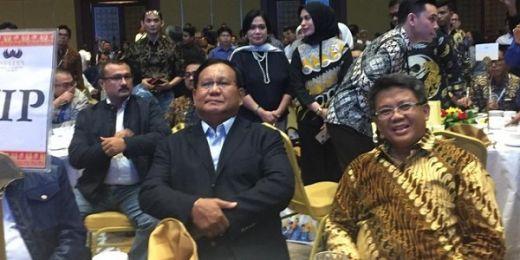 Seragamkan Strategi, Prabowo-Sandi Rapat Konsolidasi Nasional dengan Elite BPN