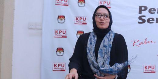 KPU: Surat Suara Tercoblos di Malaysia Tidak akan Dihitung