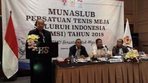 Munaslub PTMSI Pimpinan Dato Sri Taher Tidak Sah, PN Jakpus Panggil KONI Pusat