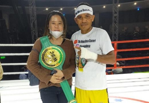 Tibo Monabesa Dapat Tawaran Lawan Juara Dunia WBO