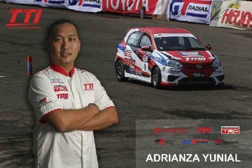 TTI Sapu Bersih Gelar di GT Radial Auto Gymkhana Putaran Kedua