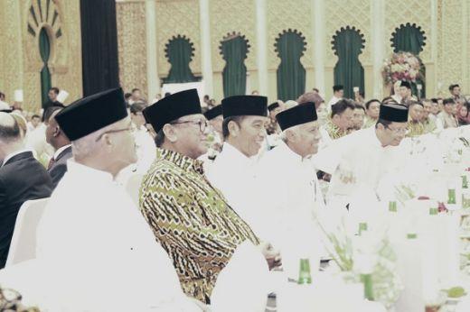 Bukber dengan Presiden RI, Ketua DPD RI Harapkan Ramadan Membawa Berkah bagi Semua