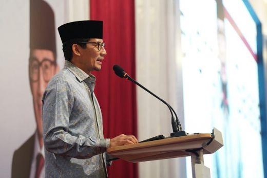 Sindir Tim Bentukan Wiranto, Sandi: Tindakan Vulgar Memberangus Demokrasi