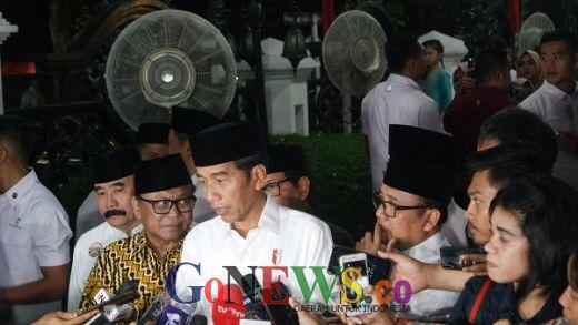 Kubu Prabowo dari People Power ke Kedaulatan Rakyat, Jokowi: Lho, Aturan Mainnya Sudah Jelas