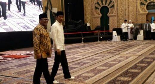 Bukber Bareng Jokowi, OSO Sebut Wiranto dan MK Soal Kekalahan Hanura di Pemilu