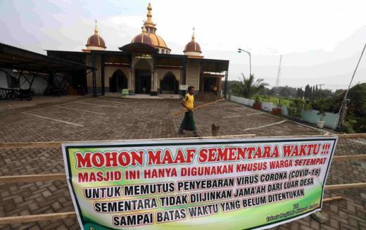 Masjid Ditutup, Mal Diperbolehkan Buka Lagi, DPR: Ada Apa Ini?