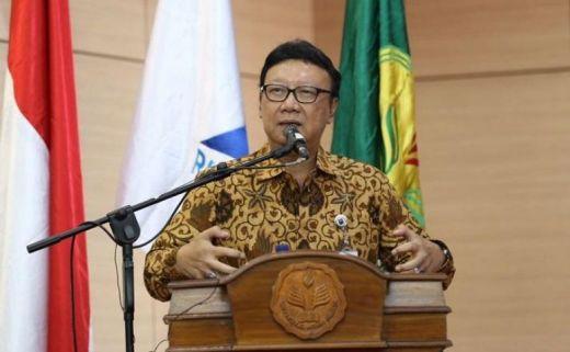 Tjahjo Sayangkan Putusan MK Hapus Kewenangan Mendagri Batalkan Perda Provinsi