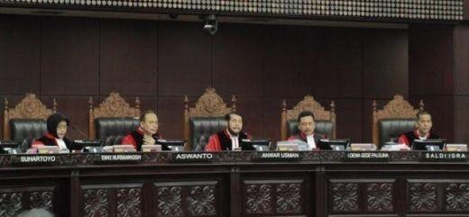 Jawab Gugatan Tim Prabowo, Hakim MK Beri Waktu Kubu Jokowi dan KPU untuk Diperbaiki hingga Senin