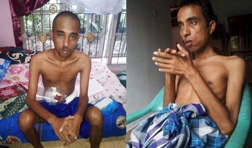 Bantu Guru Ngaji di Kampar yang Terserang Tumor Usus Ganas, Yuk Salurkan Lewat Dompet Peduli GoNews.co