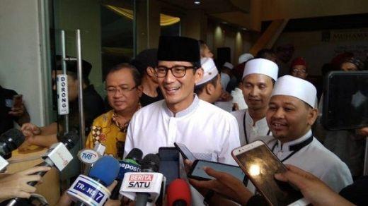 Sandiaga Uno Puji Ketua MK Anwar Usman: Pernyataannya Getarkan Hati Kita