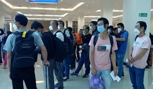 Langgar Prosedur Perizinan, 29 TKA China di PLTU Nagan Raya Terancam Dideportasi